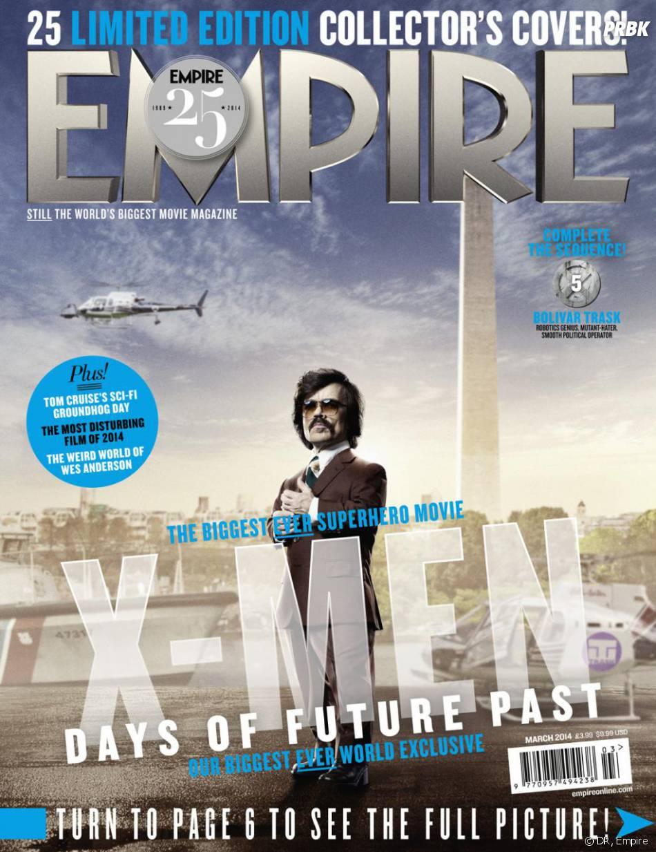 X-Men Days of Future Past : Peter Dinklage sur la couverture du magazine Empire