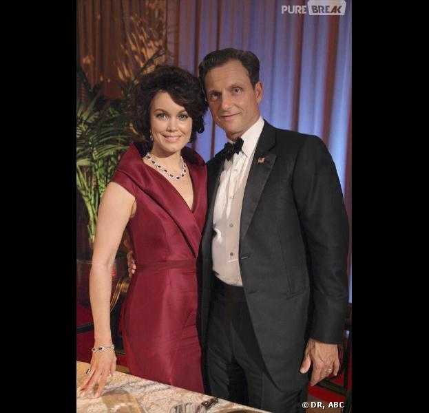 Scandal saison 3 : Fitz et Mellie vont présenter leurs enfants