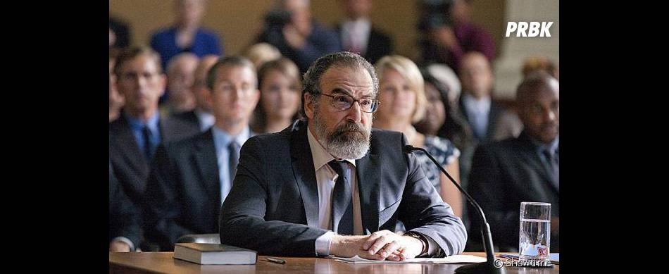 Homeland saison 3 : Mandy Patinkin sur une photo