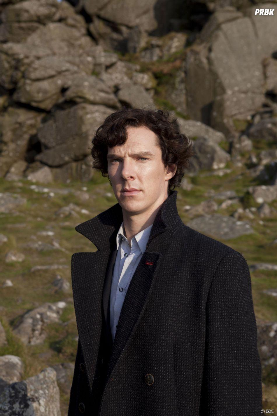 Sherlock : Benedict Cumberbatch