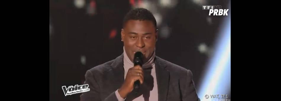 The Voice 3 : Wesley a rejoint l'équipe de Florent Pagny