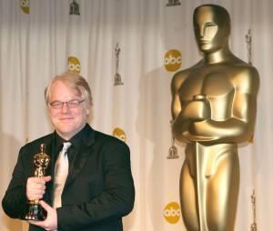 Philip Seymour Hoffman aux Oscars 2006