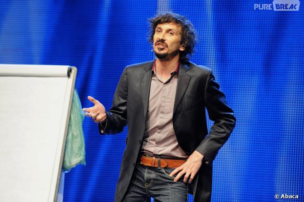 Arnaud Tsamère débarque sur TMC en tant qu'animateur