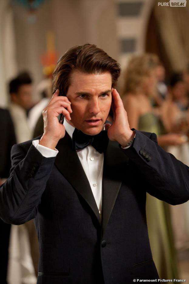 Tom Cruise : accusé de plagiat pour Mission Impossible 4