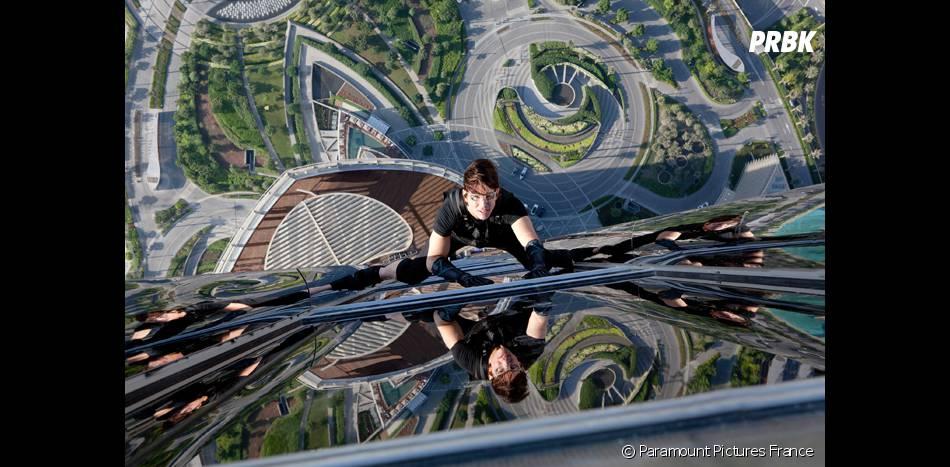 Tom Cruise : bientôt de retour pour Mission Impossible 5