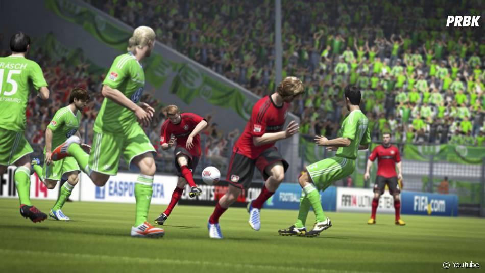 FIFA Coupe du Monde 2014 sortira sur Xbox 360 et PS3 le 17 avril 2014