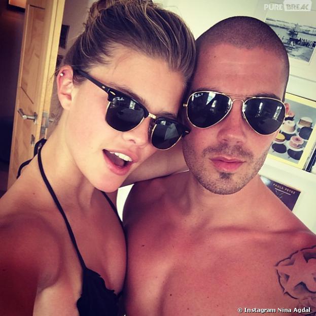 Max George et Nina Adgal se seraient séparés