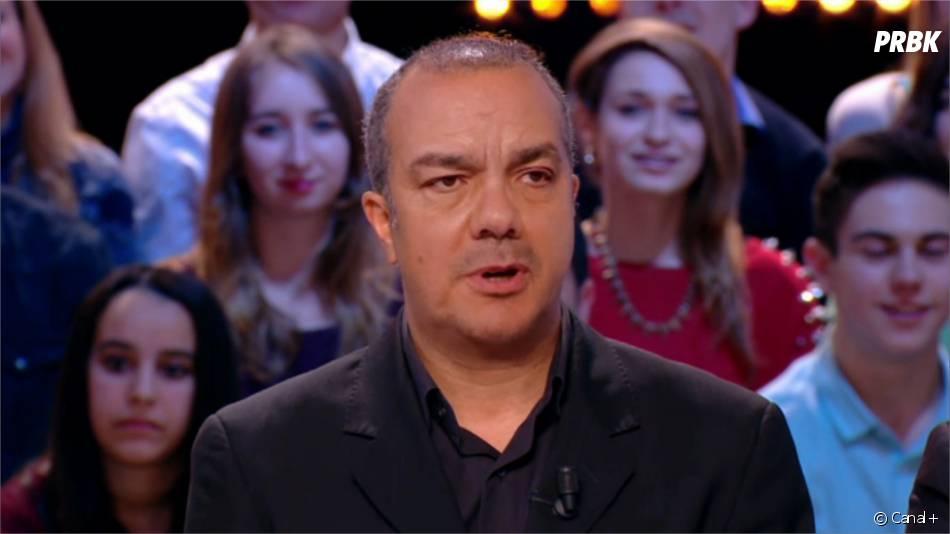 Didier Légitimusdans Le Grand Journal de Canal+