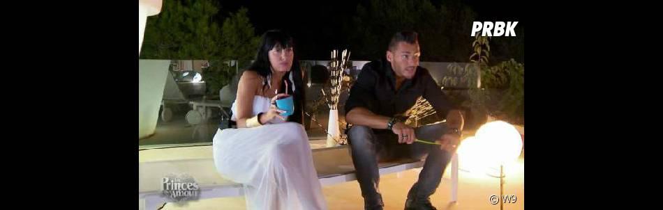 Les Princes de l'amour : Giuseppe ne veut pas que Léa devienne sa séductrice