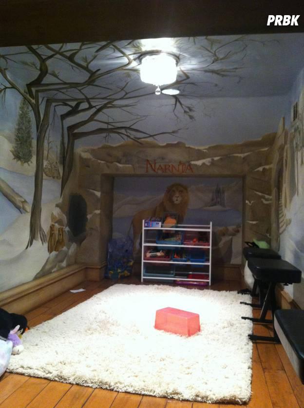 Une armoire magique