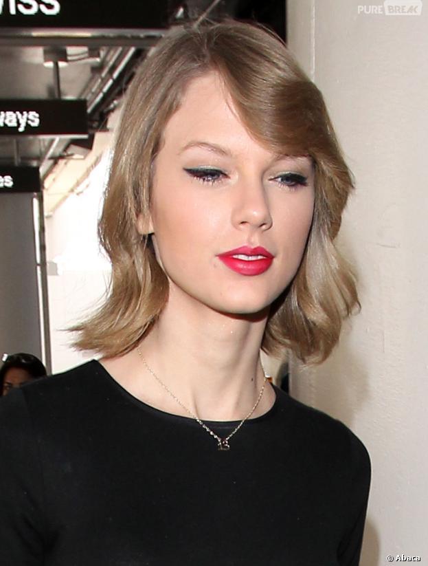 Taylor swift nouveau look et nouvelle coupe de cheveux for Coupe de cheveux corey taylor
