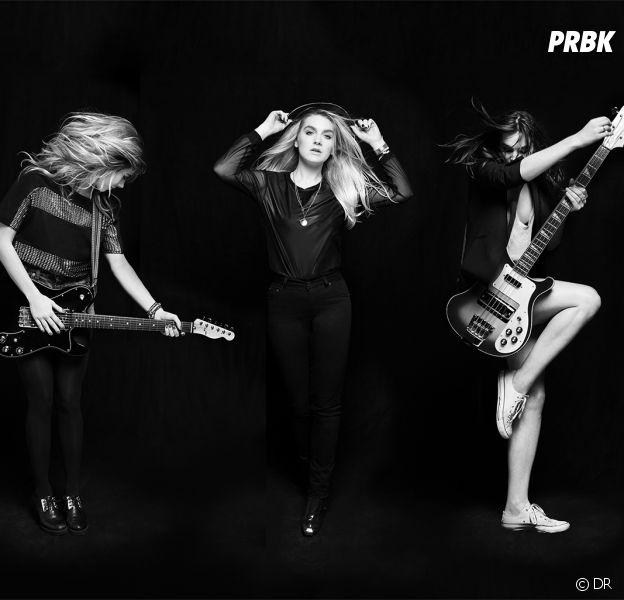 Plastiscines : à l'occasion de la sortie de leur EP avec Black XS, le groupe confie ses coups de coeur ciné, séries, musique, applis, sorties...