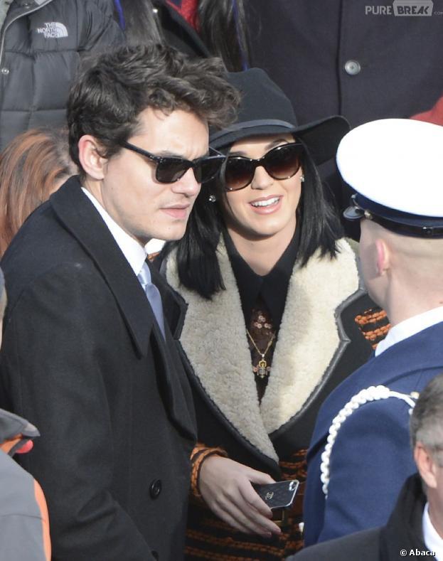 Katy Perry et John Mayer fiancés ?