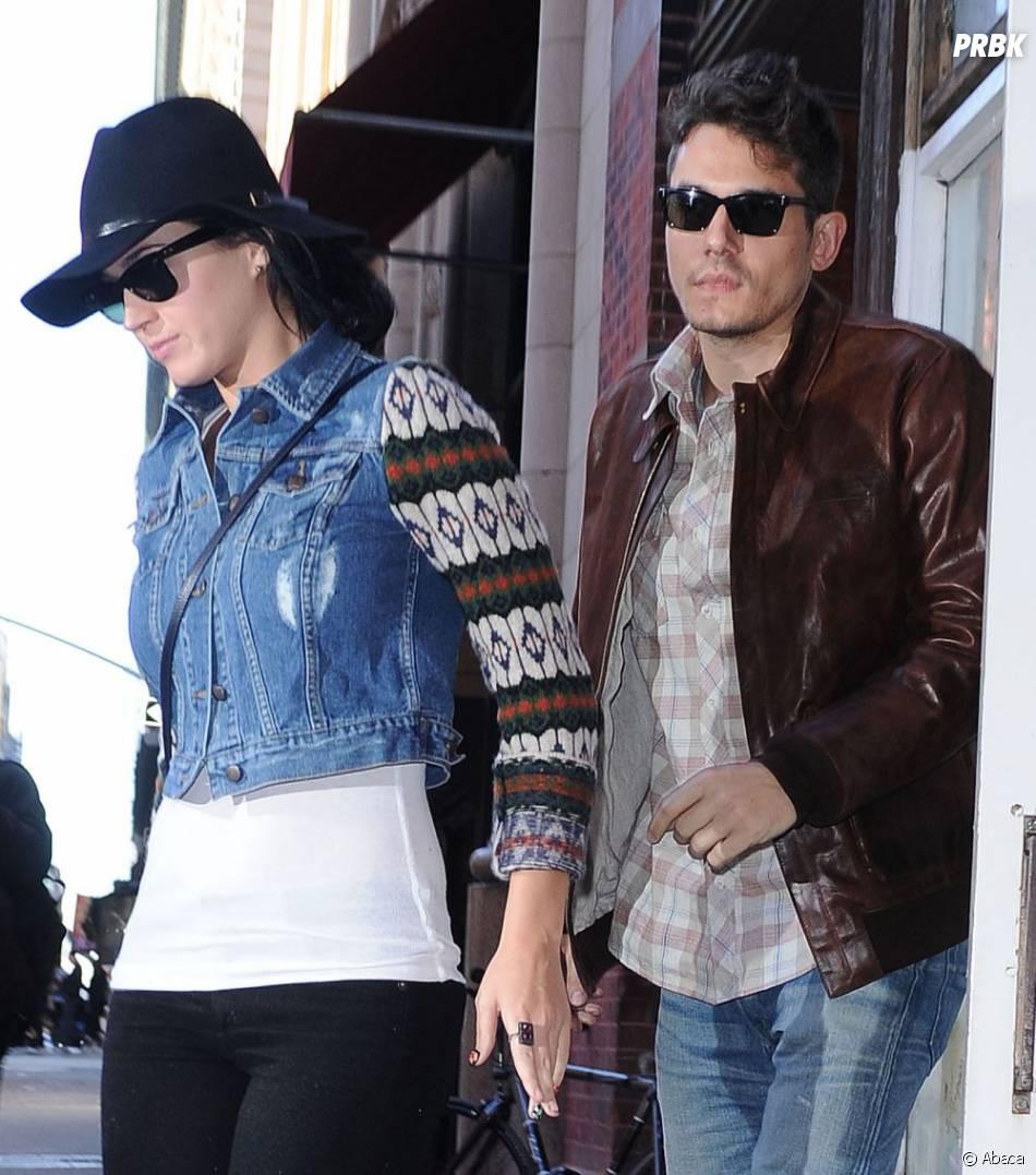 Katy Perry et John Mayer : les fiançailles ?
