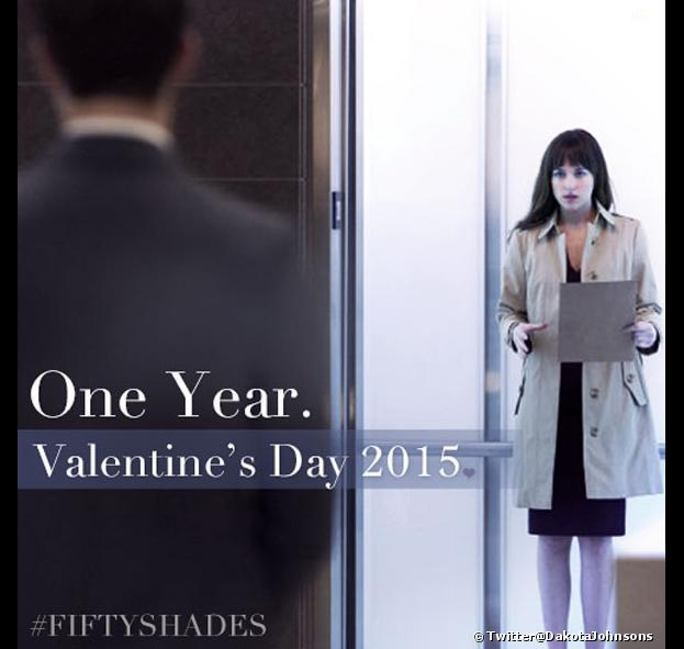 Fifty Shades of Grey : nouvelle photo avec Dakota Johnson