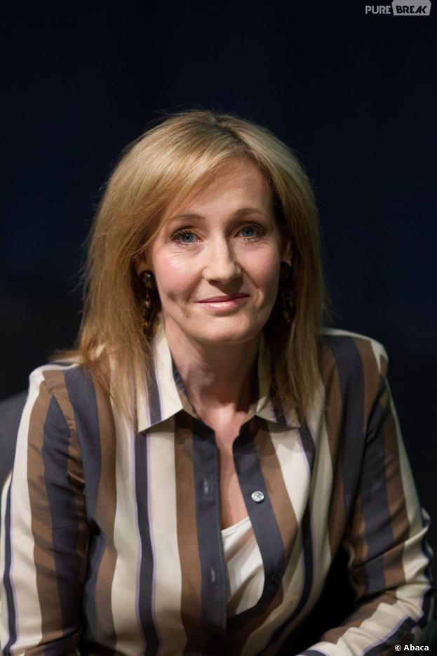 J.K. Rowling : un nouveau roman avec son pseudonyme