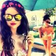 Selena Gomez rattrape le temps perdu... un verre à la main !