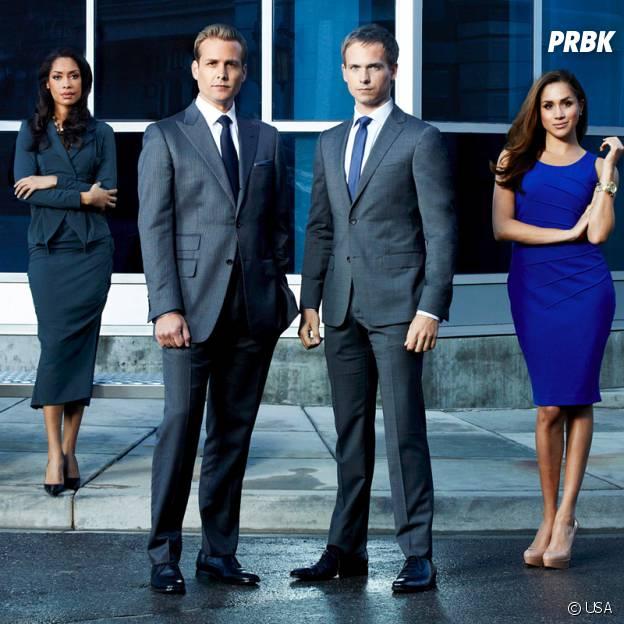 Les personnages de séries les plus stylées : Les acteurs de Suits