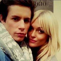 """Caroline Receveur et Valentin Lucas : bientôt """"parents"""" d'un petit blondinet ?"""