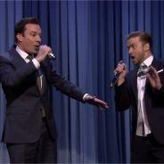Justin Timberlake et Jimmy Fallon : nouveau rap mythique dans une vidéo