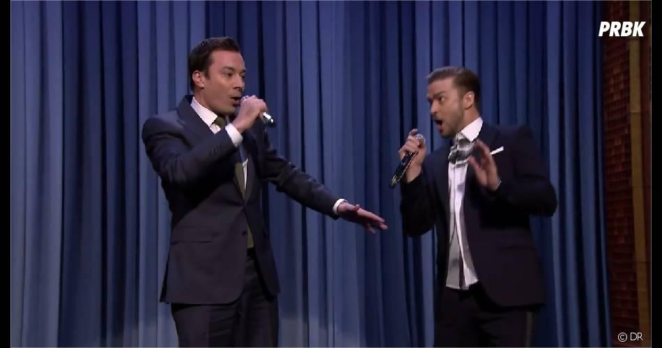 Justin Timberlake et Jimmy Fallon : un duo qui fonctionne