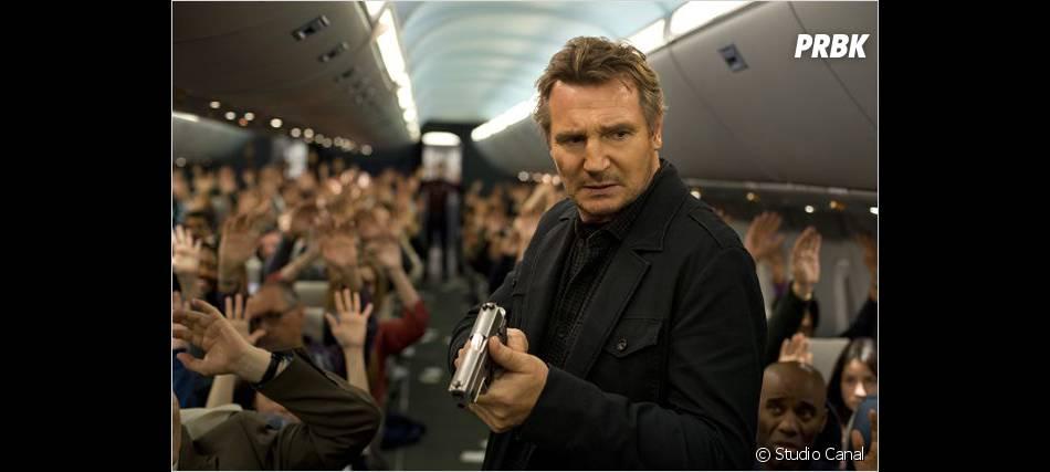 Non-Stop : Liam Neeson dans un film 100% action - Purebreak