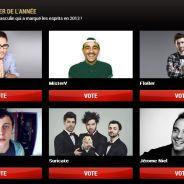 Web Comedy Awards : Norman, Cyprien... votez pour vos Youtubeurs préférés