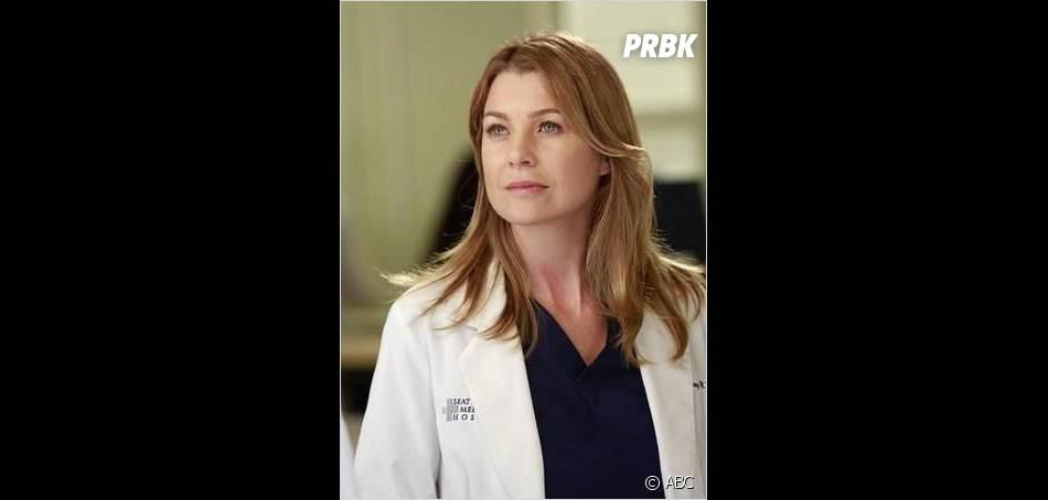 Grey's Anatomy : Ellen Pompeo interprète Meredith