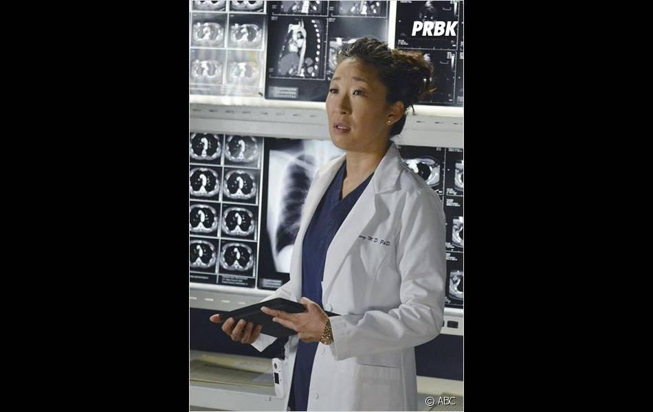 Grey's Anatomy : Sandra Oh, aka Cristina, a annoncé son départ à la fin de la saison 10