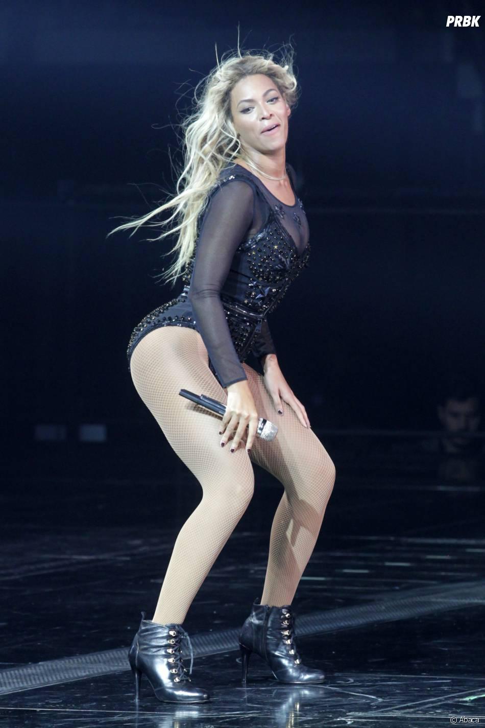 Beyoncé proche de son public