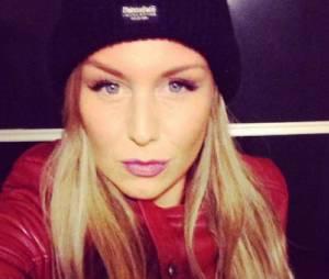 Aurélie Van Daelen accro aux UV sur Instagram ?