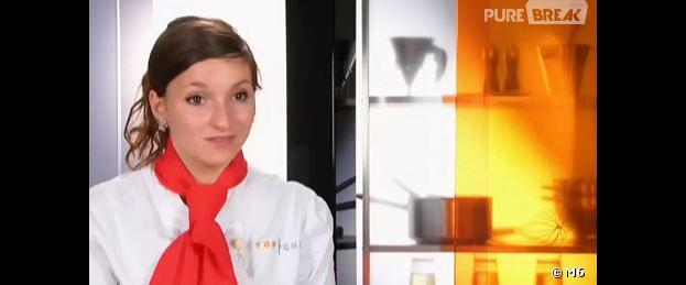 Noémie Honiat : candidate de Top Chef 2014, elle est aussi en lice pour la finale du Championnat de France de desserts