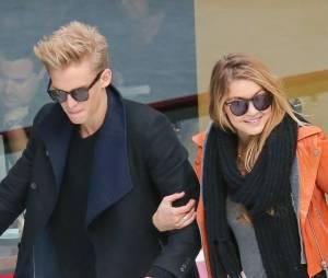 Cody Simpson et Gigi Hadid en couple à New York, le 29 octobre 2013
