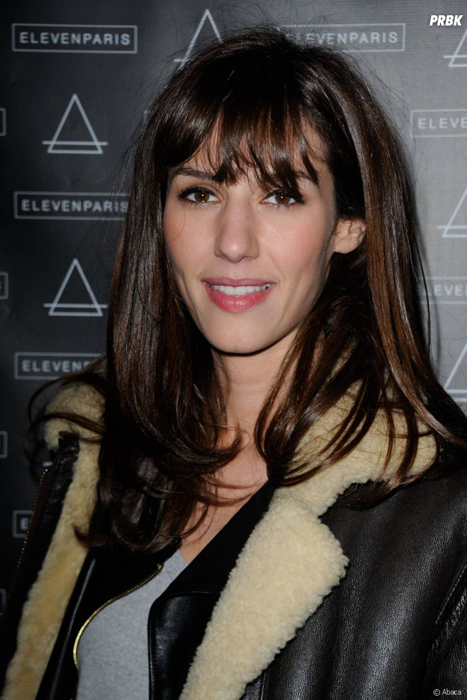 Dora Tillier, invitée de la soirée Eleven Paris à la Gaité Lyrique et au VIP Room, le 4 mars 2014