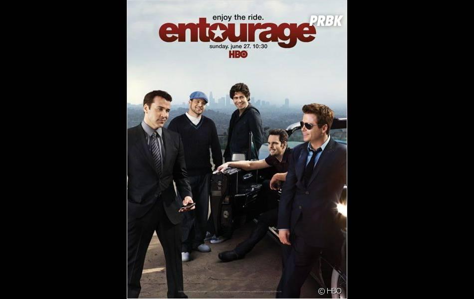 Entourage : la série va être adaptée en film pour 2015