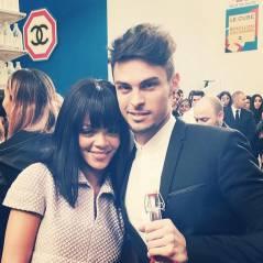 Rihanna : bientôt un duo avec... Baptiste Giabiconi ?!