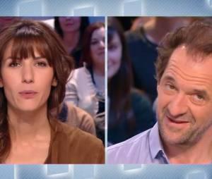 Doria Tiller : une météo pleine de jeux de mots pour Stéphane De Groodt dans Le Grand Journal du 5 mars 2014
