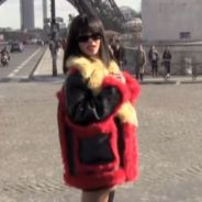 "Rihanna : ""shooting"" sauvage devant la Tour Eiffel"