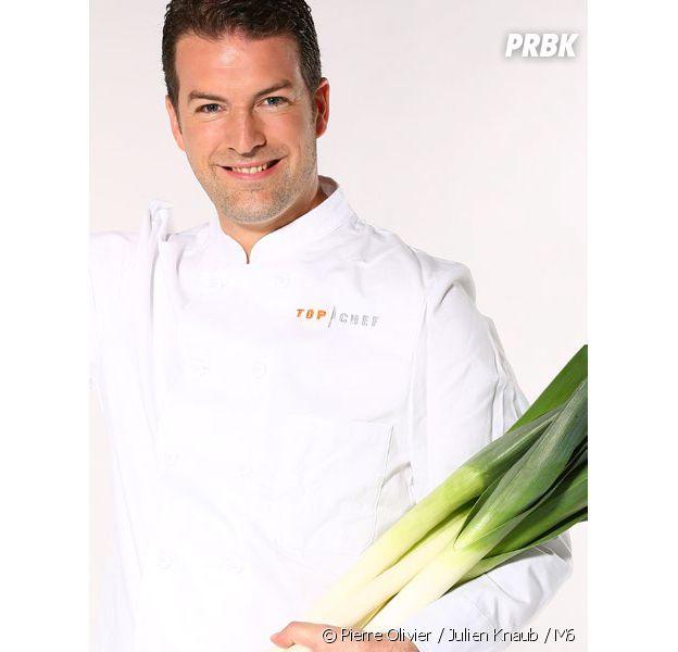 Jean-Edern Hurstel : le candidat était le Jean-Claude Dusse des cuisines de la saison Top Chef 2014 sur M6