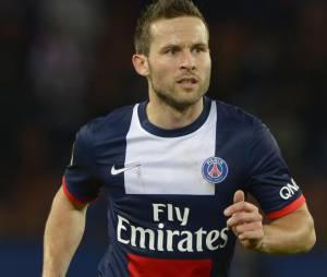 Yohan Cabaye : le footballeur du PSG est le joueur le plus sexy de la Ligue 1 en 2014 selon Têtu