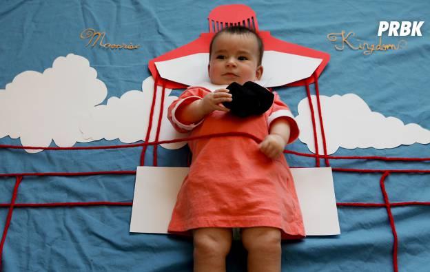 Bébé déguisé en personnage de série TV 4