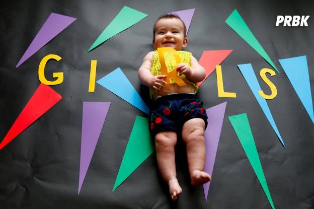 Bébé déguisé en personnage de série TV 5