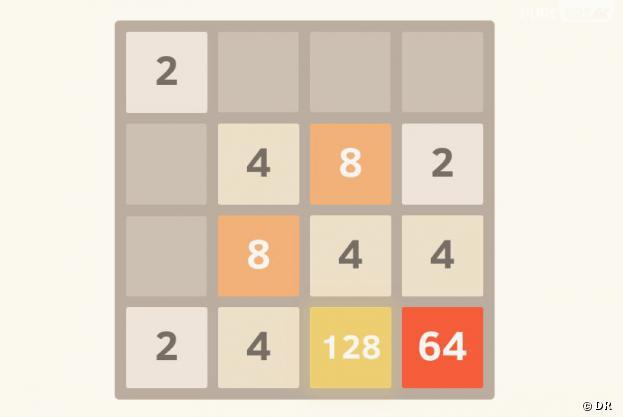 2048 : le nouveau jeu qui en veut à votre vie sociale