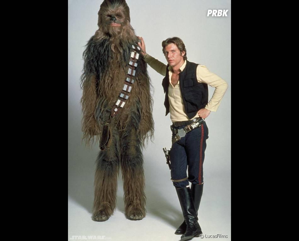Star Wars 7 : Harrison Ford reprendra son rôle de Han Solo