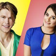 "Glee saison 5 : Lea Michele parle du ""couple"" Rachel/Sam"