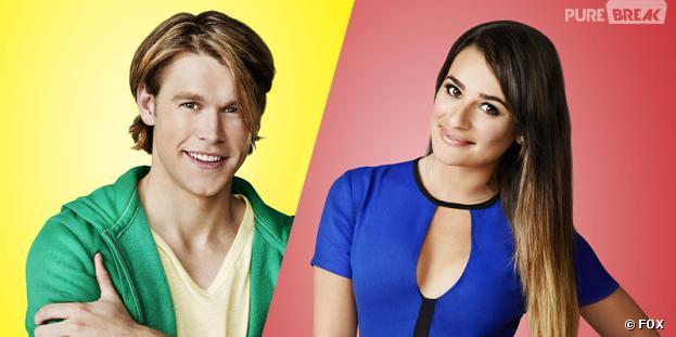 Glee saison 5 : Lea Michele par de Sam et Rachel