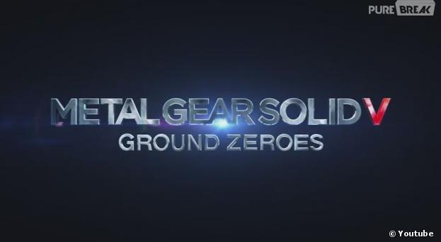 Metal Gear Solid 5 Ground Zeroes est sorti le 20 mars 2014
