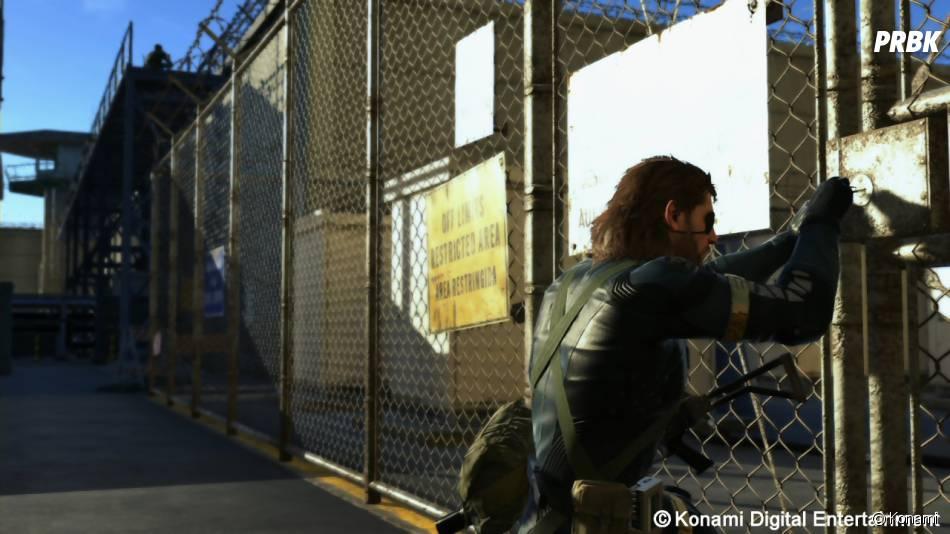 Metal Gear Solid 5 : Ground Zeroes est disponible sur Xbox One et PS4