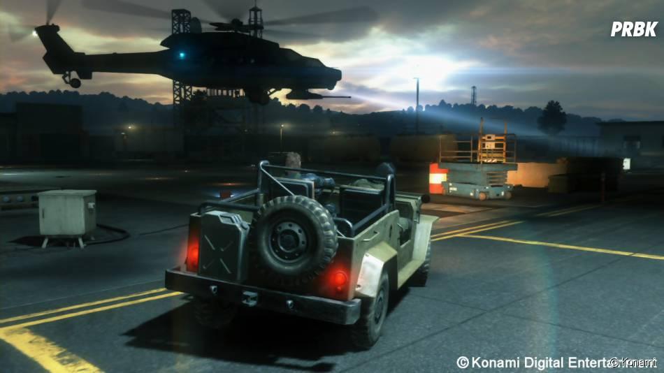 Metal Gear Solid 5 : Ground Zeroes est disponible sur consoles depuis le 20 mars 2014