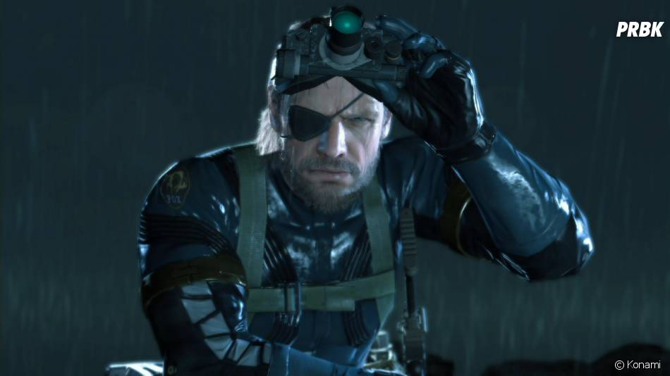 Metal Gear Solid 5 : Ground Zeroes annonce le grand retour de Snake ou plutôt Big Boss